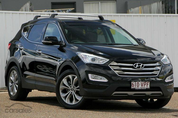 New Used Hyundai Santa Fe Cars For Sale In Australia Carsales Com Au