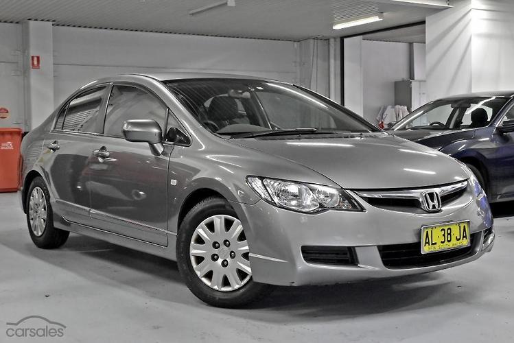 Honda civic for sale in sydney