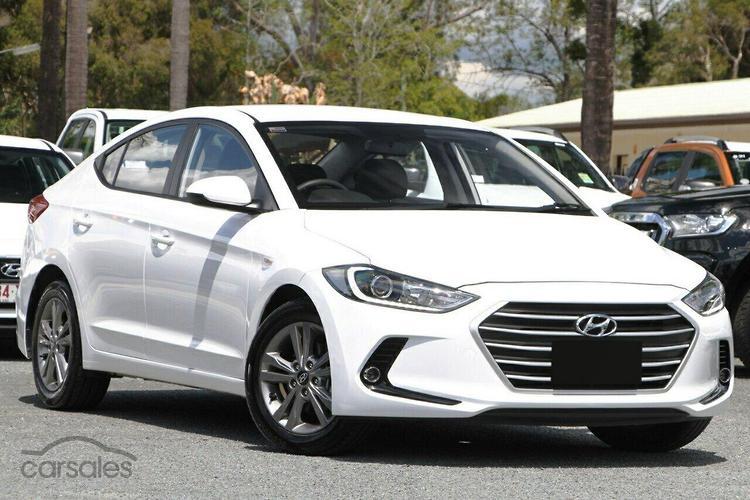 2017 Hyundai Elantra Active Auto MY18