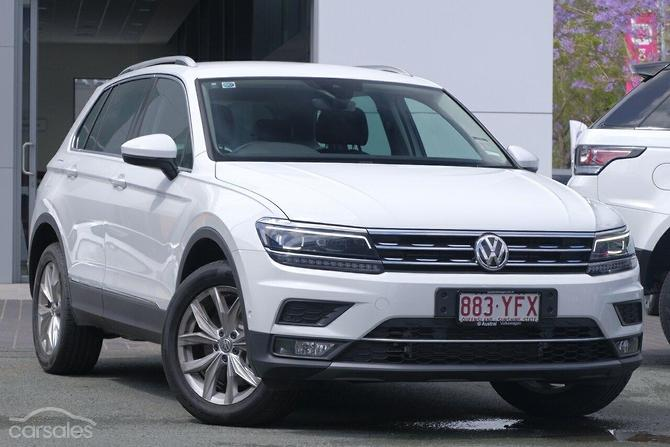 New Used Volkswagen Tiguan Cars For Sale In Australia Carsales