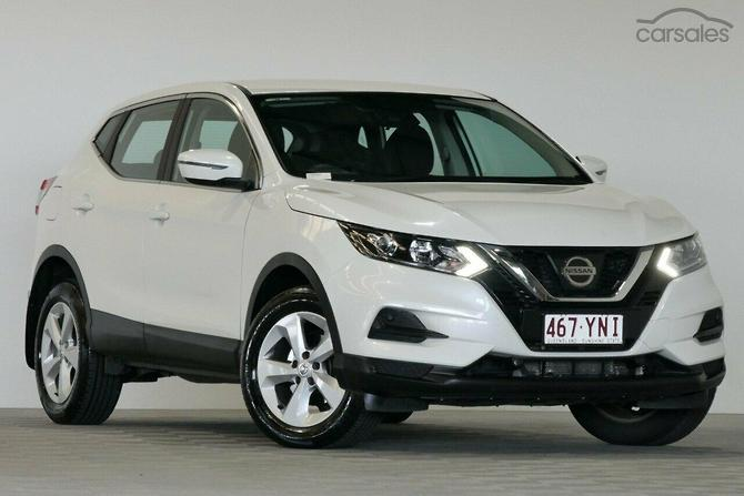New Used Nissan Qashqai Cars For Sale In Queensland Carsales Com Au