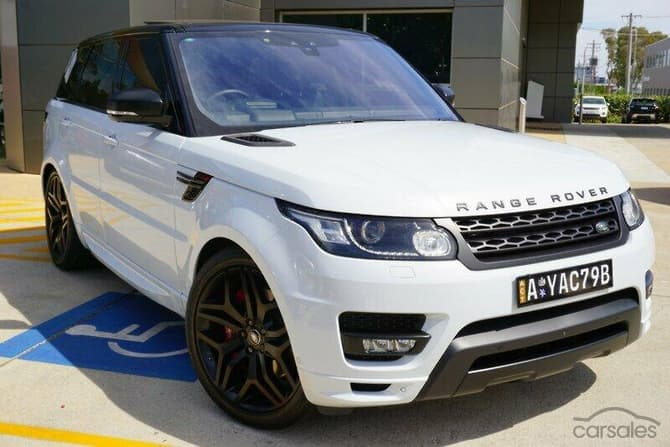 New Used Land Rover Cars For Sale In Act Carsales Com Au
