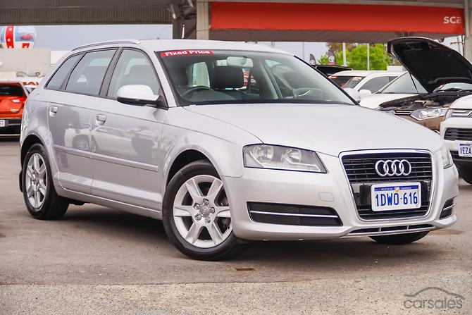 New Used Audi Cars For Sale In Perth Western Australia Carsales - Cheap used audi cars for sale