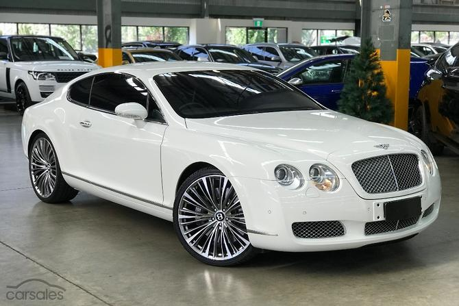 New Used Bentley Continental Gt Cars For Sale In Australia