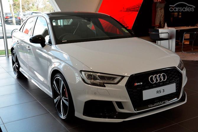 2018 Audi Rs3 Auto Quattro My18