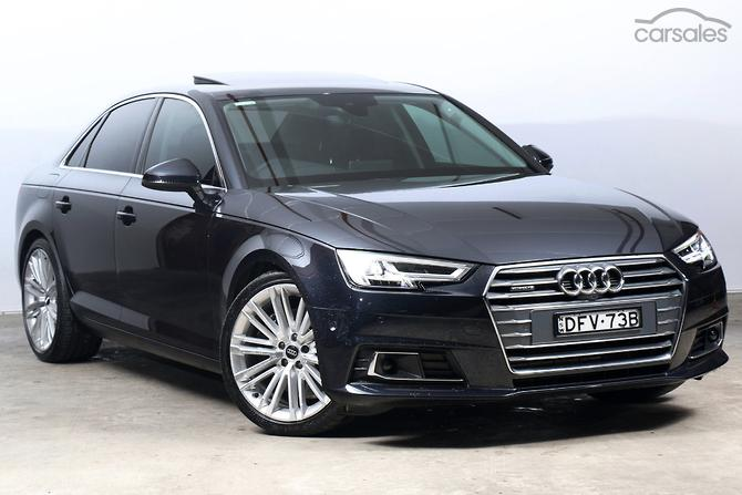 audi a4 owners manual 2016