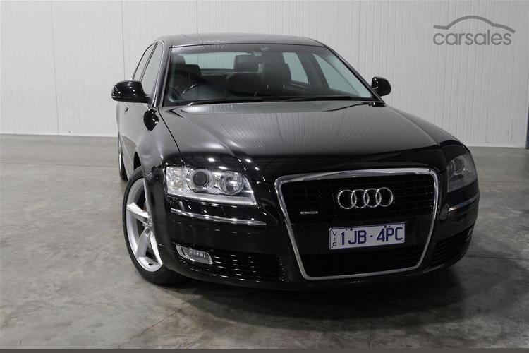 2010 Audi A8 L Auto Quattro