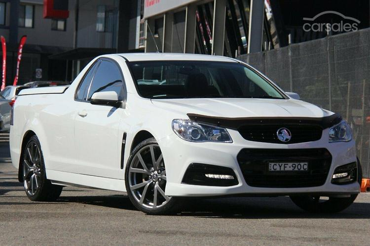 New Used Holden Ute Sv6 Lightning Cars For Sale In New South Wales