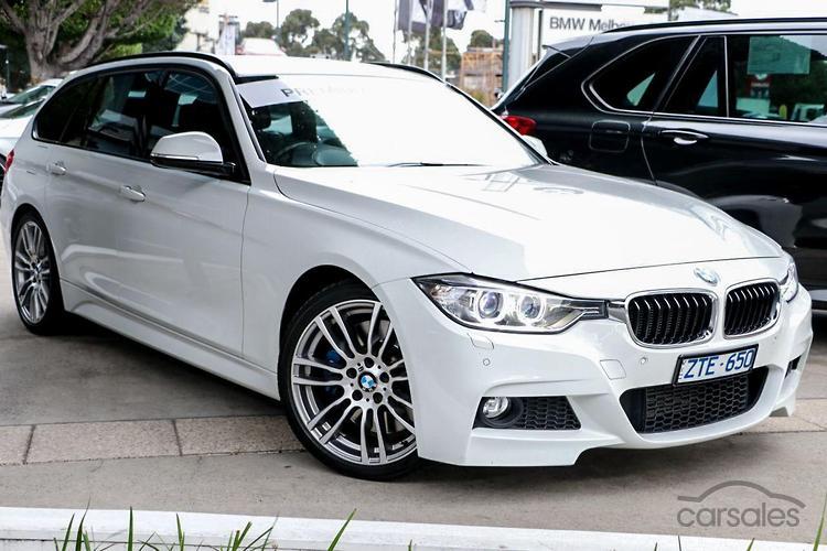 2013 BMW 328i M Sport F31 Auto MY14