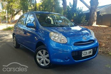 New & Used Nissan Micra cars for sale in Adelaide South Australia ...