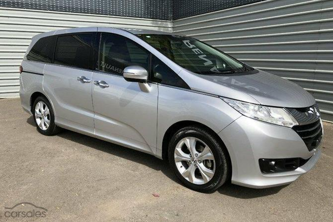 New Used Honda Odyssey Cars For Sale In Australia Carsales Com Au