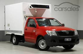 ad4bf5c948bf44 New   Used Toyota Hilux Workmate Red Cab Chassis cars for sale in ...