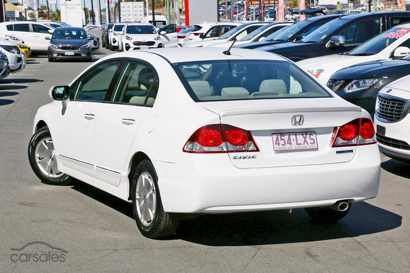 2008 Honda Civic Hybrid Auto My08