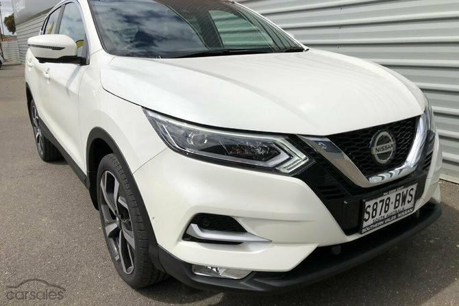 New Used Nissan Qashqai Automatic Cars For Sale In Australia