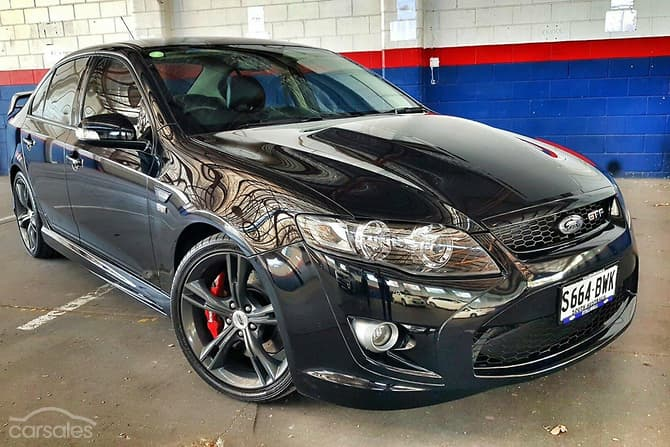 New & Used Ford Performance Vehicles FPV GT F cars for sale in ...
