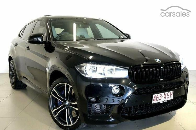 New Used Bmw X6 M Black Cars For Sale In Australia Carsales Com Au