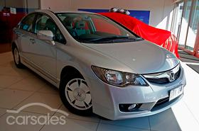 New Used Honda Civic Hybrid 8th Gen Cars For Sale In Melbourne