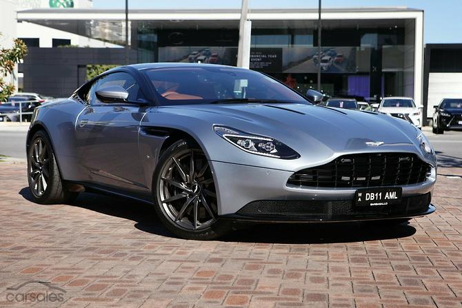 New Used Aston Martin Db11 Cars For Sale In Australia Carsales