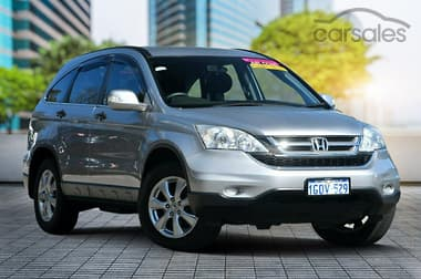 2012 Honda CR V Luxury Auto 4WD MY11