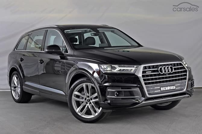New Used Audi Q Cars For Sale In Australia Carsalescomau - Used cars for sale audi q7