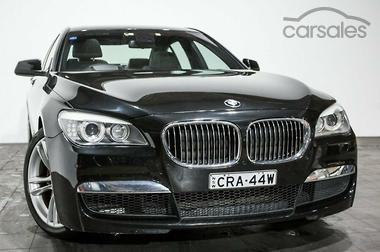 New  Used BMW 740i F01 cars for sale in Australia  carsalescomau
