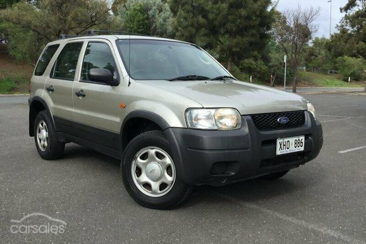 Ford Escape Xls Zb Auto X