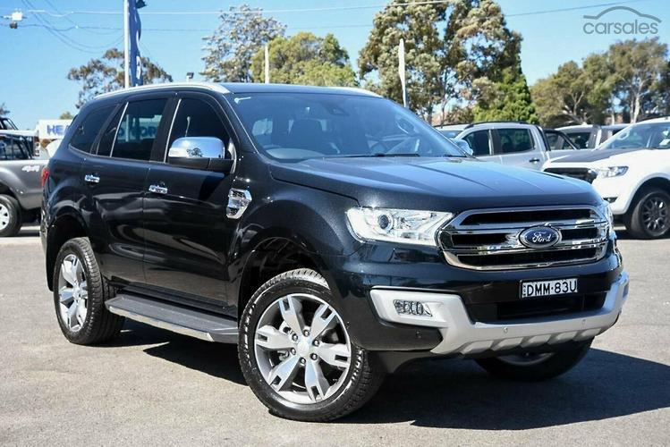 2017 Ford Everest Titanium UA Auto 4WD & New u0026 Used Ford Everest Titanium cars for sale in Australia ... markmcfarlin.com