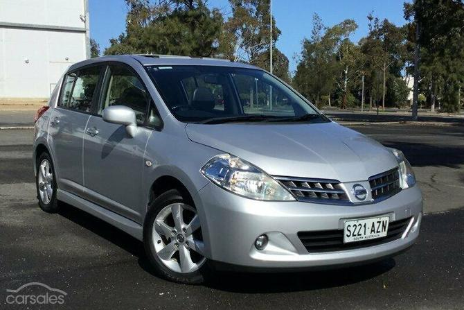 New & Used Nissan Tiida cars for sale in Australia - carsales.com.au