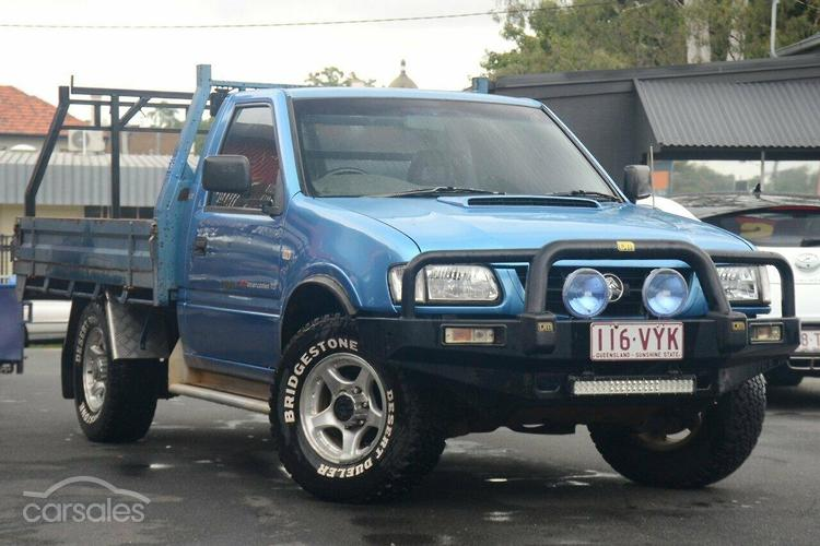 2002 Holden Rodeo LX TF Manual 4x4 MY02 & New u0026 Used Holden Rodeo Offroad 4x4 cars for sale in Australia ...
