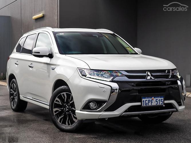 Mitsubishi outlander for sale perth