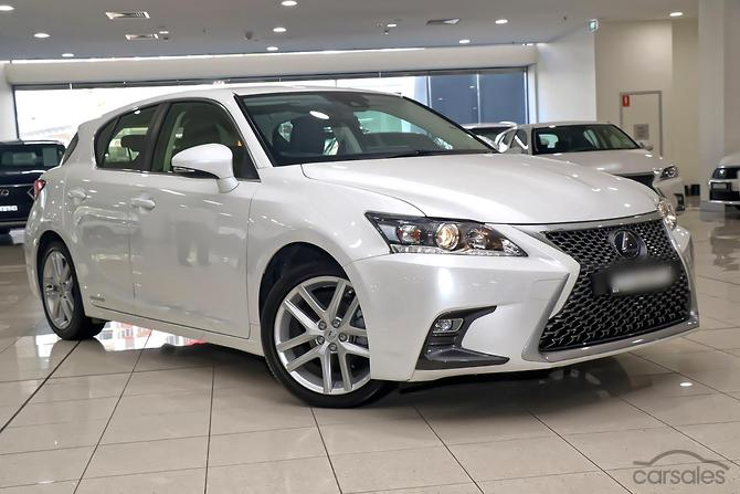 Lexus Ct200h Used >> New Used Demo Lexus Ct200h Cars For Sale In Australia Carsales