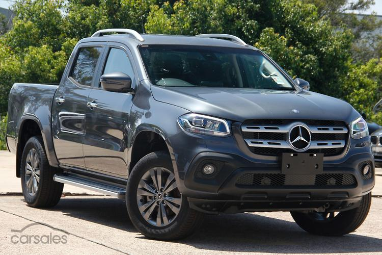 New Used Mercedes Benz X Class Ute Cars For Sale In Australia