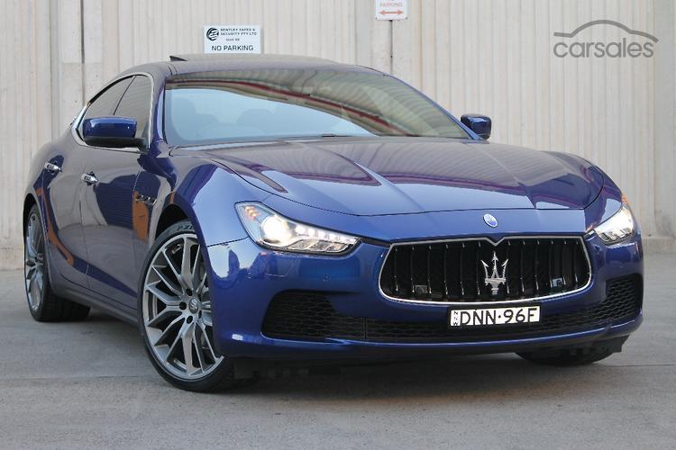 Maserati cars for sale