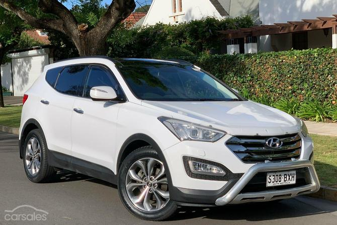 New Used Hyundai Santa Fe Cars For Sale In Adelaide South