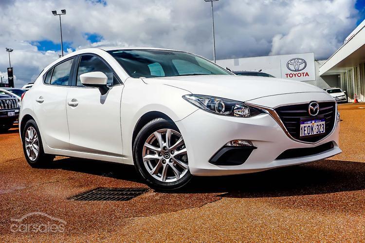 2014 Mazda 3 Touring BM Series Auto