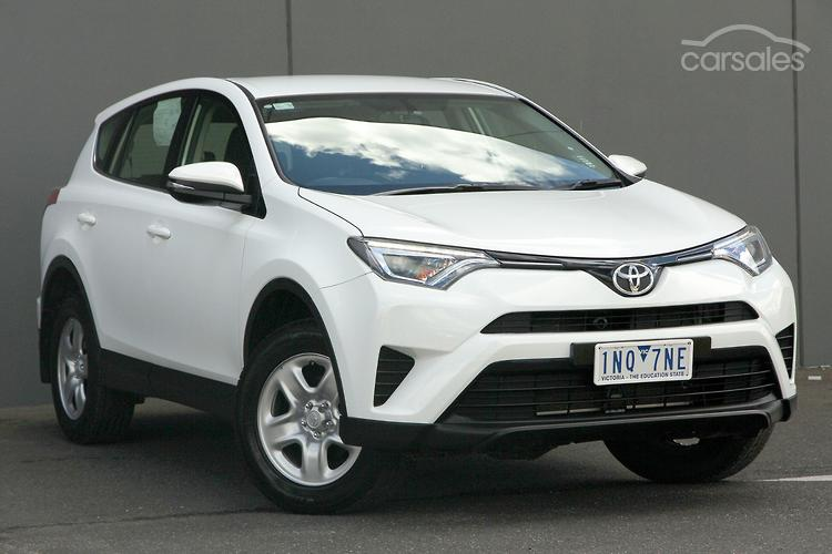 Rav4 car sales