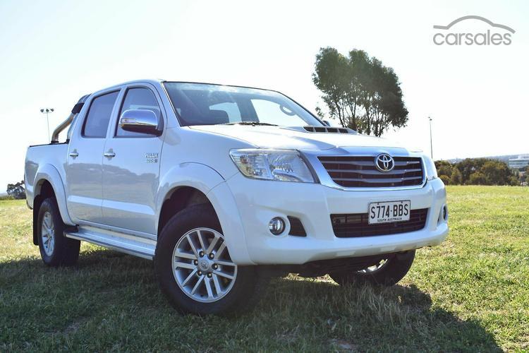 Toyota hilux for sale south australia