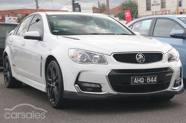 New used holden commodore cars for sale in australia carsales 2016 holden commodore ss v vf series ii auto my16 sciox Gallery