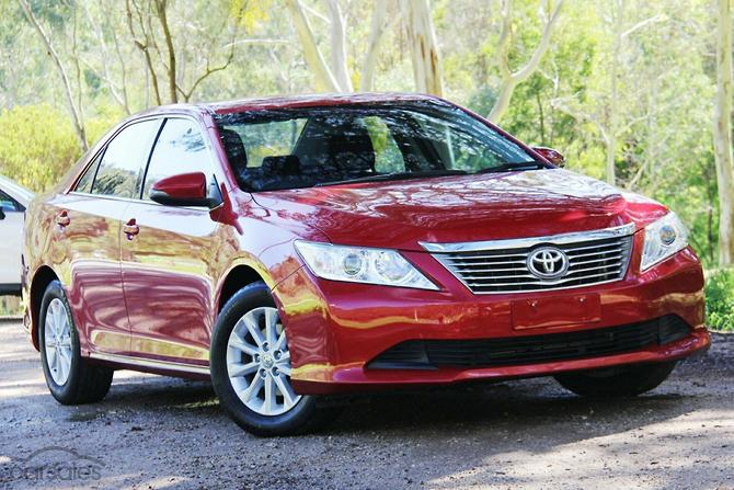New Used Toyota Aurion Cars For Sale In Australia Carsales
