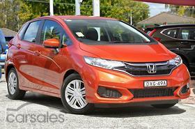 New Used Honda Jazz Orange Cars For Sale In Australia Carsales