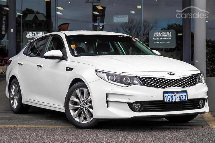 2015 Kia Optima Si Auto MY16