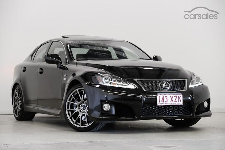 Lexus isf carsales