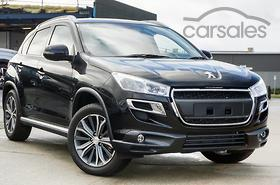 new & used peugeot 4008 cars for sale in australia - carsales.au