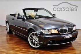 New  Used BMW 330Ci Convertible cars for sale in Australia