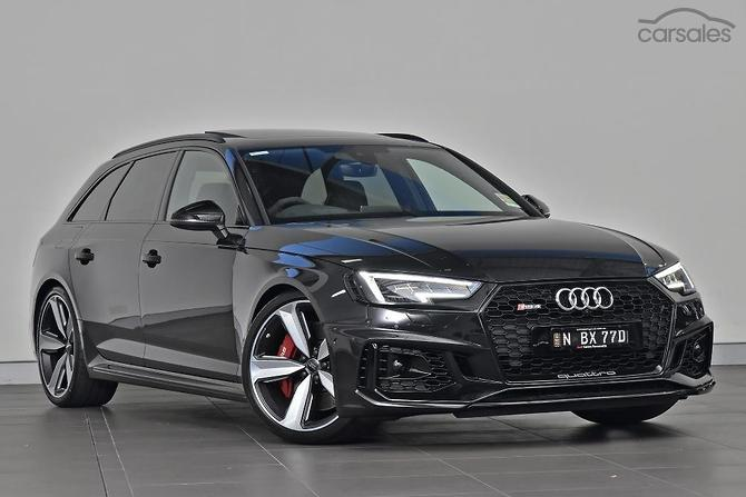 New Used Audi RS Black Cars For Sale In Australia Carsalescomau - Audi rs4 for sale