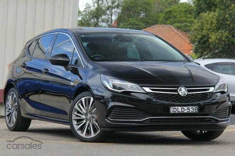 2016 Holden Astra RS V BK Manual MY17