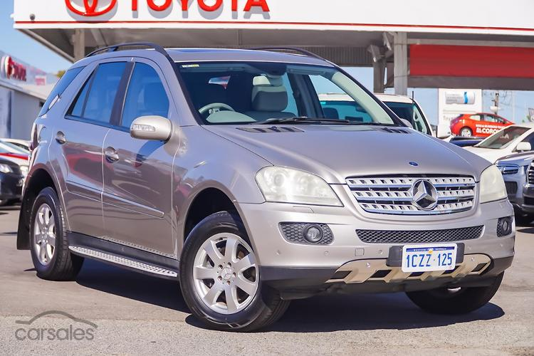 New Used Mercedes Benz Ml320 Cdi Cars For Sale In Australia