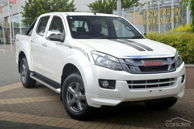 New Used Isuzu D Max Cars For Sale In Australia