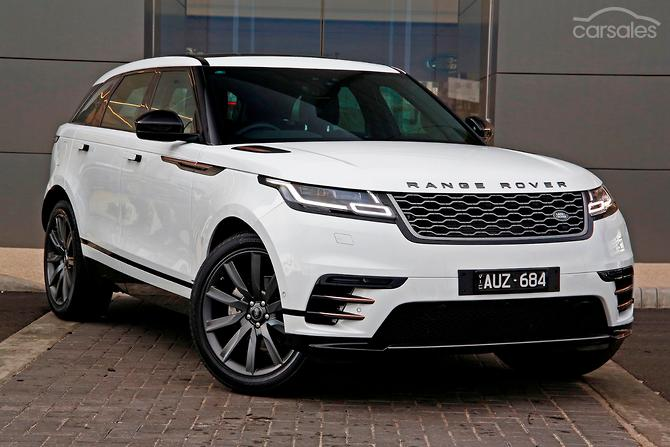 New Used Land Rover Range Rover Velar Cars For Sale In Australia