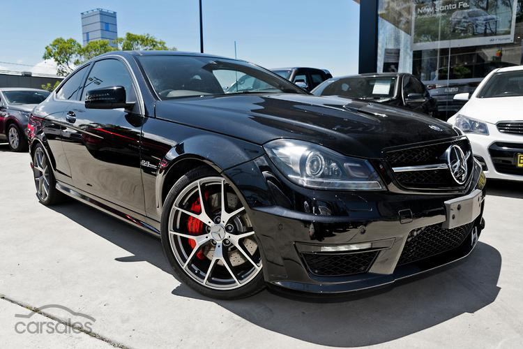 New Used Mercedes Benz C63 Cars For Sale In Australia Carsales